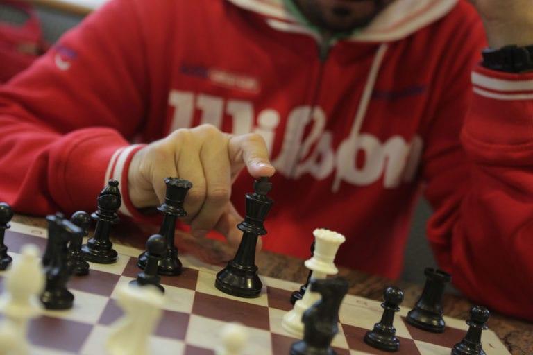 campo estivo scacchi sport