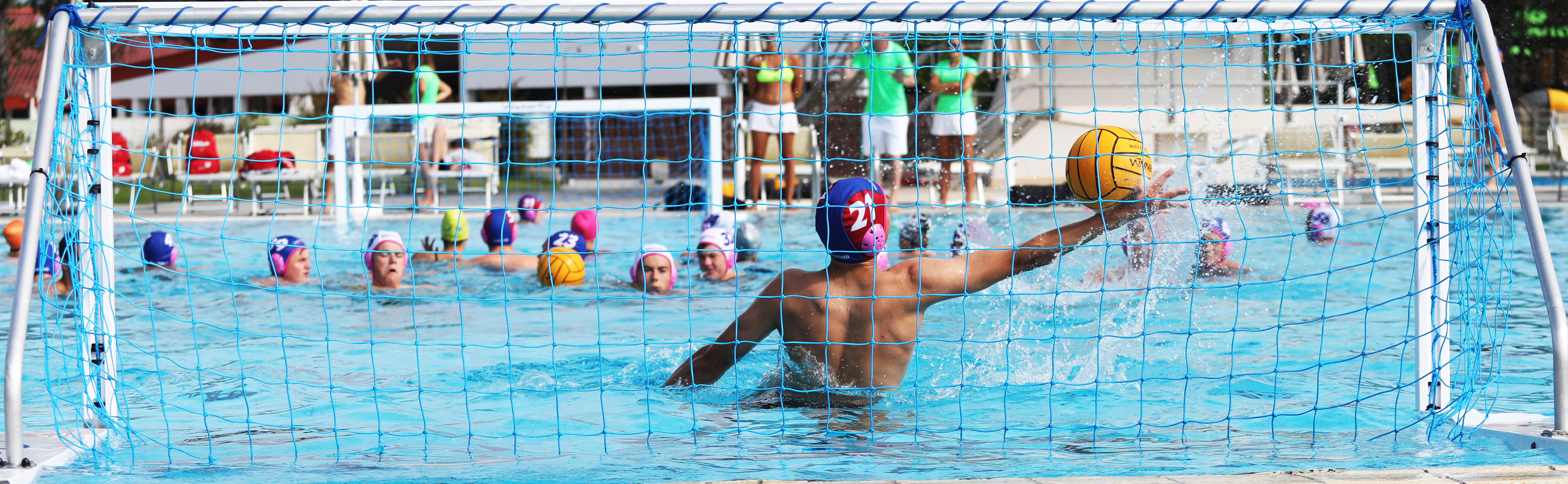 waterpolo summer camp