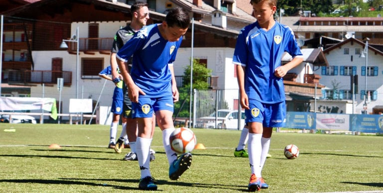 Summer Camp di Calcio Leeds estate 2019