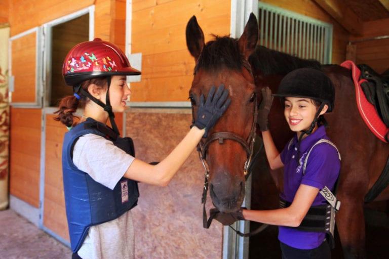 equitazione vacanza estate