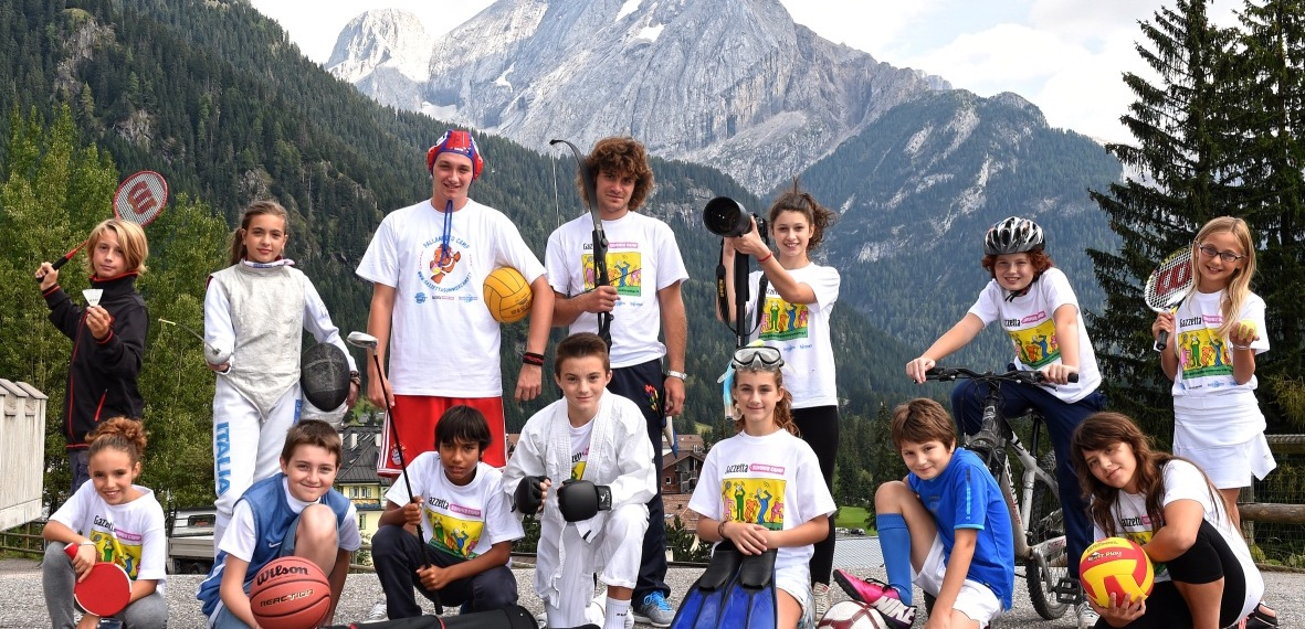 summer camp multisport italia